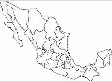 Mexico América Mapa · Gráficos vectoriales gratis en Pixabay