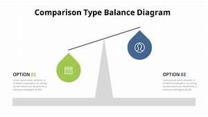Balance Scale Infographic Diagram