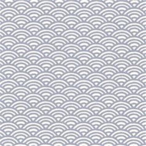 papier japonais washi chiyogami yuzen vagues bleues sur