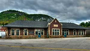 Grand Trunk Station  Berlin  New Hampshire