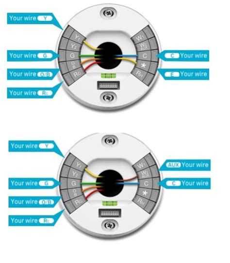 nest for heat with aux and emergency heat doityourself community forums