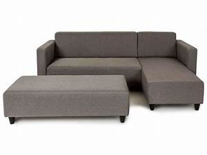 Canape lit convertible couchage quotidien conforama for Canapé lit quotidien conforama