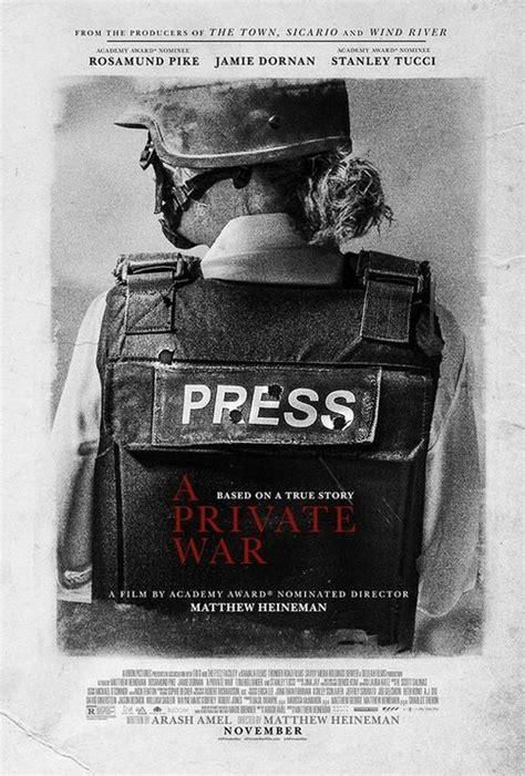 'a private war' is not perfect. A Private War DVD Release Date   Redbox, Netflix, iTunes, Amazon