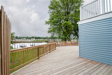 buckeye lake house deck expansion njw construction