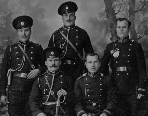 1905 To 1912 Imperial Russian Army Artillery And Calvary