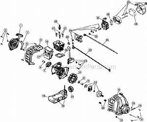 Troy Bilt Weed Eater Engine Diagram