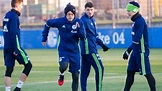 FC Schalke 04 Training 06.12.2016 - YouTube