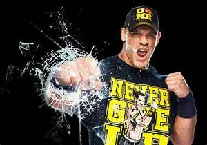 WWE John Cena NEVER GIVE UP Officia (end 7/12/2015 11:15 PM)