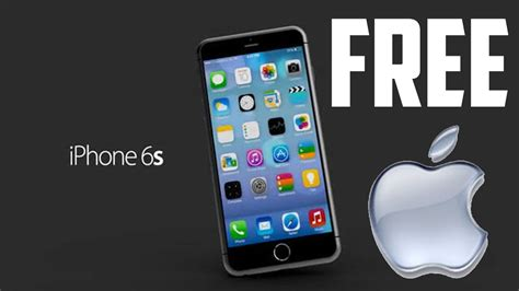 get a free iphone how to get an iphone 6 for free