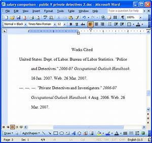 How To Format Work Cited From Website Mla Format Quotes Quotesgram