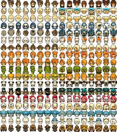 Character Class Dofus Faces Fandom Wikia Xelor