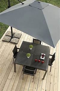 Parasol Deporte Inclinable Leroy Merlin : parasol 4x3 castorama great housse meuble jardin green club housse de protection pour parasol ~ Melissatoandfro.com Idées de Décoration