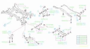 2006 Subaru Tribeca Link Stabilizer  Suspension Sway Bar