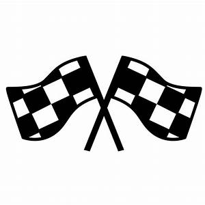 File:Checkered flags.svg - Wikimedia Commons