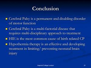 An Introduction to Cerebral Palsy and Hypoxic Ischaemic Encephalopathy  Cerebral Palsy Cough