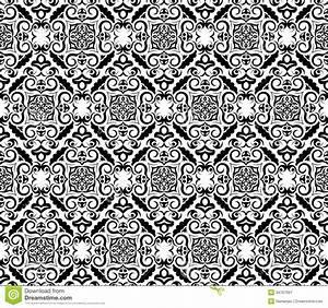 Papier Peint Rayé Noir Et Blanc : papier peint noir et blanc de vintage image stock image ~ Dailycaller-alerts.com Idées de Décoration