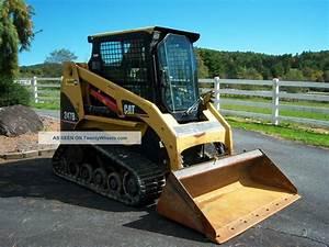 2006 Caterpillar 247b Skid Steer Cat