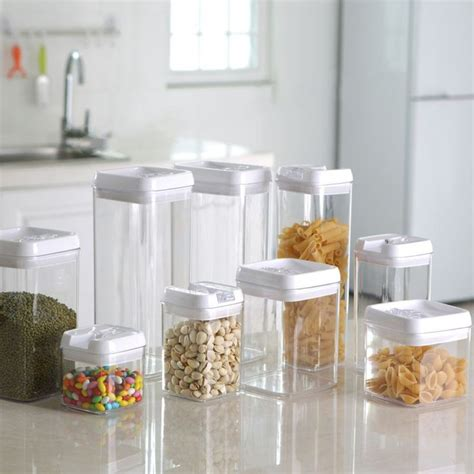 kitchen storage containers glass 1000 ideas about storage containers on food 6158