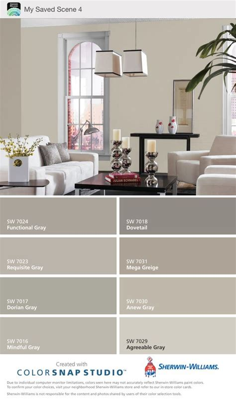 ideas  anew gray  pinterest sherwin william