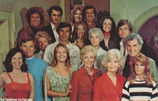 Young and Restless Original Cast