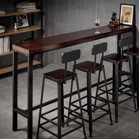 kitchen bar table against wall bar table simple modern home bar against wall tables and