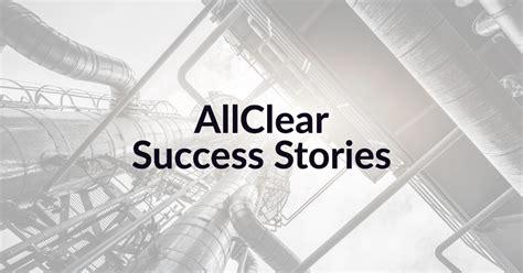 AllClear Success Stories | inFRONT