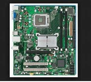 Intel Desktop Board Dg31pr Motherboard Lga775 Socket G31  Cpu Gift Core 2 Duo