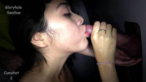 Teens Miss Oral And  Swallow In Mouth