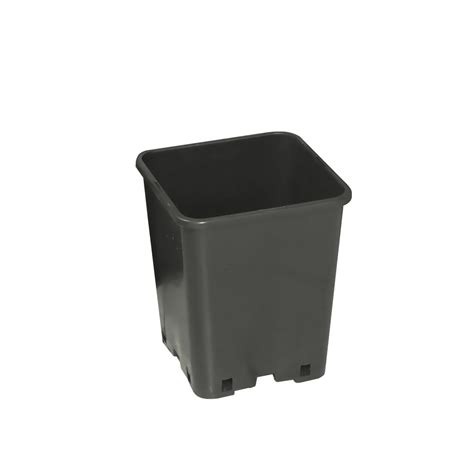 pot carr 233 6 0l pro pot plastique growshop terre hydro culture