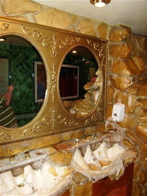 mens restroom picture  madonna inn san luis obispo