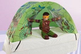 Turtle Bed Tent by Bed Tent Mutant Turtles And Mutant