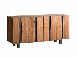 bahut en bois massif maison design wibliacom With superior meuble stockholm maison du monde 1 maison du monde meuble maison design wiblia