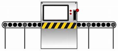 Factory Machine Clipart Svg Productivity