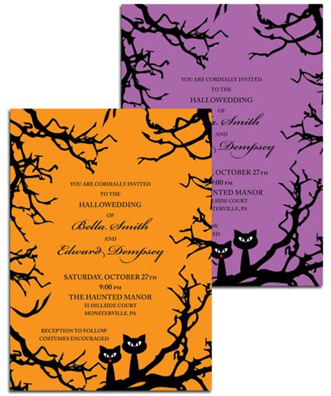 Halloween Potluck Invitation Ideas by Site Unavailable