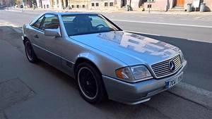 1990 Mercedes Benz R129 Sl 5 0  303 Cui  V8 Gasoline 240 Kw 450 Nm