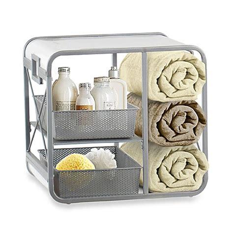 cube bath storage unit bed bath