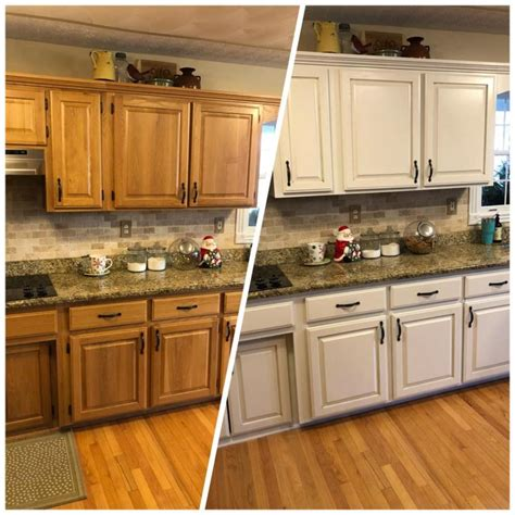 Oak Kitchen Makeover
