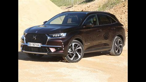essai ds crossback  thp  eat grand chic  youtube