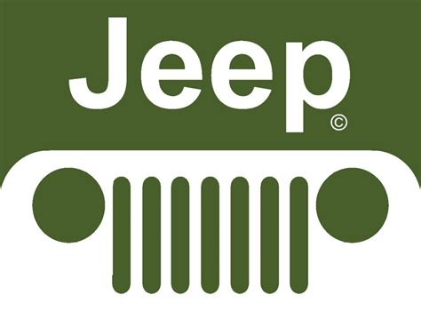 jeep cherokee grill logo pin jeep cherokee logo image search results on pinterest