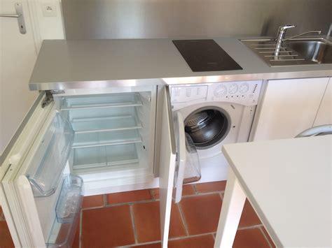 cuisine avec lave linge location bassin d 39 arcachon villa pour 4 à 6 personnes