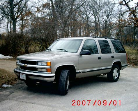 Badcompany8888 1999 Chevrolet Tahoe Specs, Photos