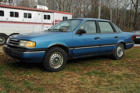 1991 FORD TEMPO - Image #12