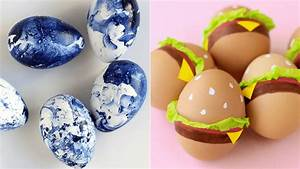The 15 Eye-Catching DIY Easter Egg Designs for Your Spring