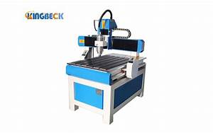 6090 Small Cnc Metal Router Manufacturer