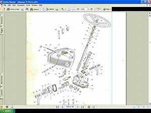 Massey Ferguson Mf 35 Tractor Parts Manual 340 Pages  Mf35 Fe 35 35x