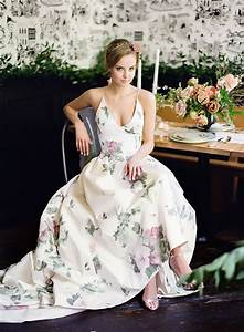 17 floral wedding dresses show off your fashion taste With flower dress for wedding