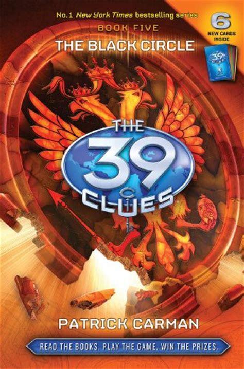 Books I Have Enjoyed  Ryan C The 39 Clues Book 5 The Black Circle