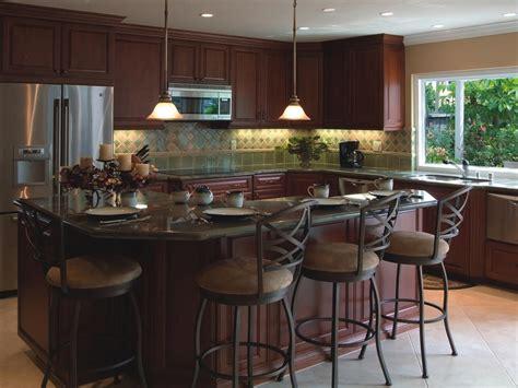 how to design a kitchen island kitchen islands hgtv
