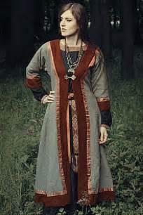 Ancient Viking Women Clothing
