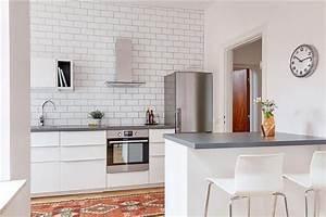 Veddinge white Ikea kitchen - IKEA DECOR'S